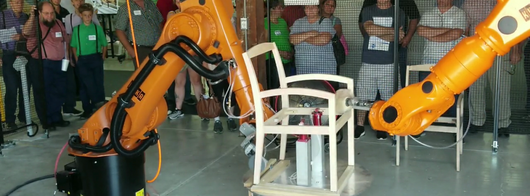Dueling Robots